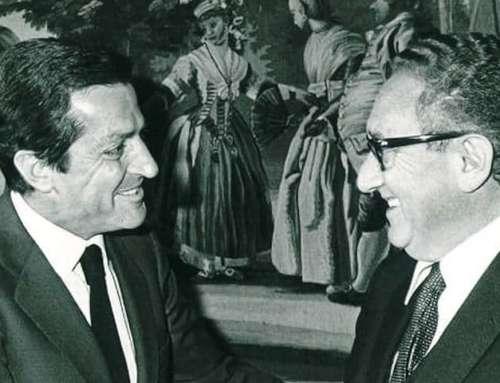 Víctor Milà: La democracia que nos dejó Kissinger en España