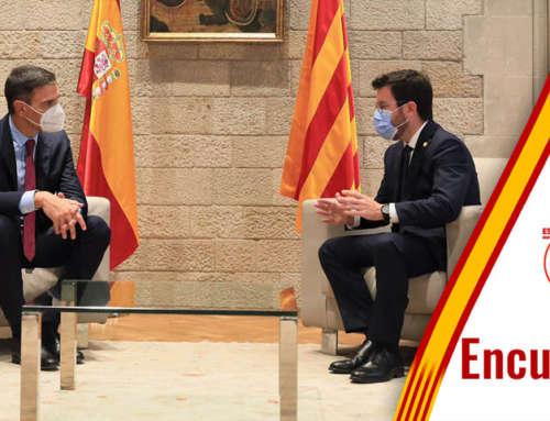 ¿Qué opinas de la mesa de negociación entre el Gobierno de España y la Generalitat?