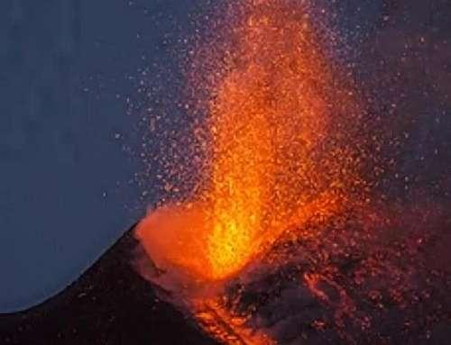 Javier Megino: Turismo de lava