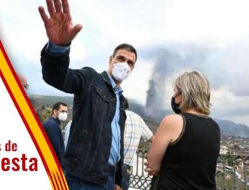 ¿Crees que el gobierno cumplirá con las ayudas que ha prometido a los afectados por el volcán de La Palma?