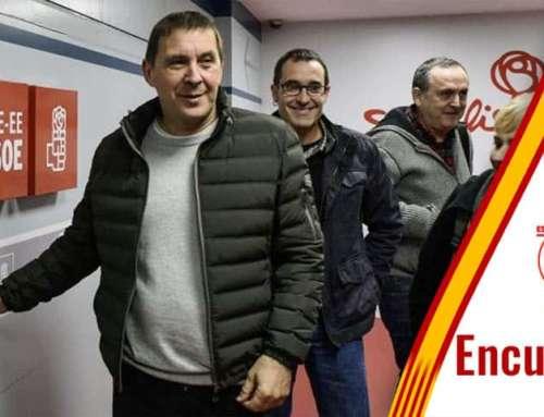 ¿Crees que el PSOE pactará con BILDU el indulto de los presos terroristas de ETA?
