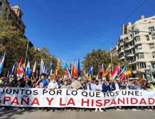 Javier Megino: Exitoso retorno de la fiesta del 12 de octubre